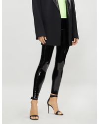 0dc7591bf70c0f Forever21. Commando - Patent Faux-leather leggings - Lyst