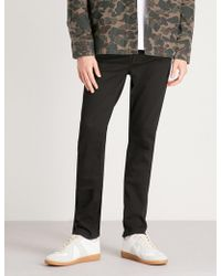 7 For All Mankind - Ronnie Luxe Performance Slim-fit Skinny Jeans - Lyst