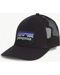 Patagonia - P-6 Logo Lopro Trucker Cap - Lyst