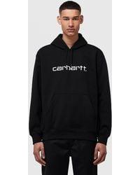 Carhartt WIP - Hooded Sweatshirt - Lyst
