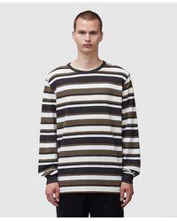 Pop Trading Co. - Stripe Longsleeve T-shirt - Lyst