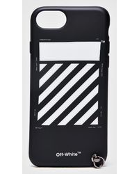Off-White c/o Virgil Abloh - Diagonal Iphone 8 Strap Cover - Lyst