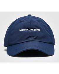 459d77a0 Supreme Tie Dye Ripstop Camp Cap Blue in Blue for Men - Lyst