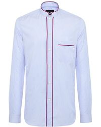 Shanghai Tang - Printed Pyjama Shirt - Lyst