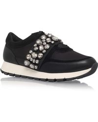 KG by Kurt Geiger - Lovely Embellished Trainers - Lyst