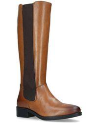 ALDO Lovaedia No Heel High Leg Boots Tan
