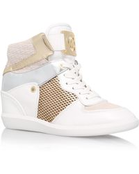 MICHAEL Michael Kors - Nikko High Top - Lyst