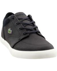 780c773ef Lyst - Lacoste Bayliss Vulc 317 Sneaker in Black for Men