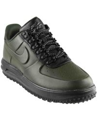8c714746f396b Lyst - Nike Lunar Force 1 Duckboot Low Olive Canvas  Olive Canvas in ...
