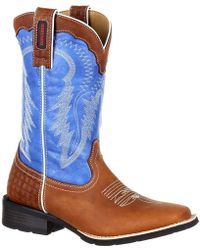 Durango | Mustang Pull-on Western Boot | Lyst