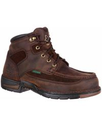 Georgia Boots - Georgia Boot Athens Waterproof Work Boot - Lyst
