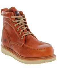 Timberland - 6 Inch Soft Toe Wedge Boots - Lyst