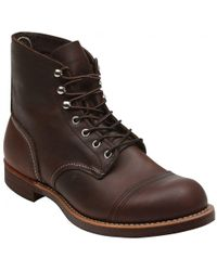 Red Wing - Iron Ranger 6 In - Lyst