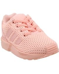 8ce7eb966 Lyst - adidas Originals Women s Zx Flux Casual Sneakers From Finish ...