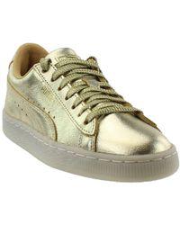 06b280967ff1bf Lyst - Sam Edelman  Dax  Junior Leopard Print Sneakers