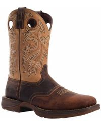 Durango - Rebel By Saddle Up Western Boot - Lyst