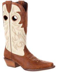 Durango - Crush By Women's Western Collar Boot - Lyst