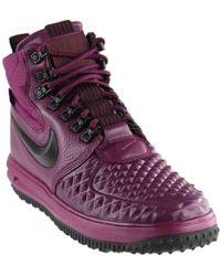 buy popular 3a279 57ba7 Nike - Lunar Force 1 Duckboot  17 - Lyst