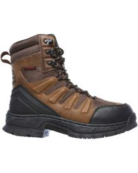 Skechers - Work: Vinten - Lanham Comp Toe Metatarsal Guard - Lyst