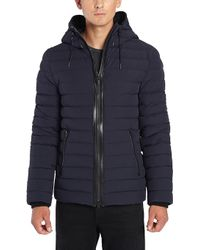 Mackage - Ozzy Lightweight Down Jacket With Hood - Lyst