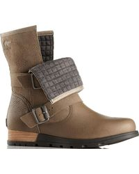 Sorel - Major Moto Boot - Lyst
