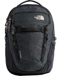 The North Face - Surge Backpack - Lyst