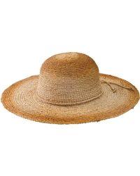San Diego Hat Company - Raffia Large Brim Hat Rhl13c - Lyst