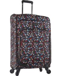 """Nine West - Packmeup 24"""" Expandable Spinner Luggage - Lyst"""