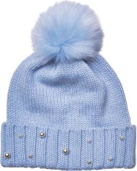 San Diego Hat Company - Mixed Color Knit Beanie Knh3502 - Lyst