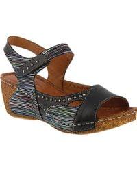 Spring Step - Jaslyn Ankle Strap Sandal - Lyst