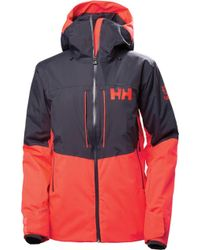 Helly Hansen - Freedom Ski Jacket - Lyst