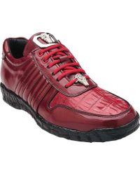 Belvedere - Astor Sneaker - Lyst