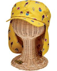 9c12e51f6e8 San Diego Hat Company - All Over Print Cap With Neck Cover Ctk4195 - Lyst