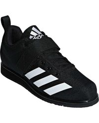e43f9031d6fef3 Lyst - adidas Training Powerlift 3.1 Trainers In Black Ba8019 in ...