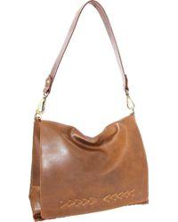 Nino Bossi - Alissa Leather Shoulder Bag - Lyst
