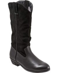 Softwalk - Rock Creek Wide Calf Boot - Lyst