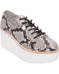 9f8baf13b19 Lyst - Steve Madden Kimber (black Leather) Women s Shoes