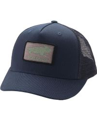 Toad&Co - Toad Logo Patch Trucker Hat - Lyst