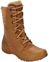 The North Face - Purna Luxe Waterproof Boot - Lyst