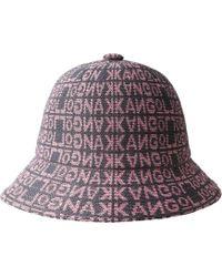 e37ba6816b0bb Kangol - Jacquard Casual Bucket Hat - Lyst