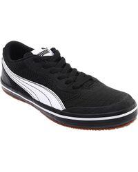 a6dd70de5d9 Lyst - PUMA Esito Vulc Sala Sneakers in Black for Men