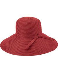 San Diego Hat Company - Poly Braid Sun Brim Hat Mxl1017 - Lyst