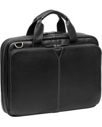 Johnston & Murphy - Laptop Briefcase - Lyst