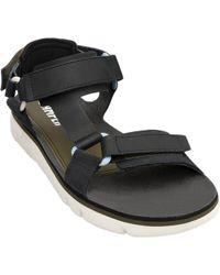 8d2c897734dd Lyst - Camper Oruga Elastic Sandal in Black for Men