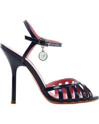 Blumarine - Sandalo Ankle Strap Sandal - Lyst