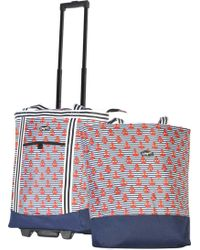 """Olympia - Cooler Buddy 2-piece 20"""" Shopper Tote And Spinner - Lyst"""