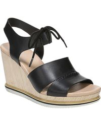 874722709d13 Lyst - Dr. Scholls Original Collection  fraser  Platform Sandal in Black