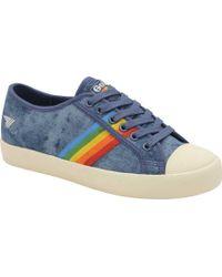 Gola - Coaster Rainbow Sneaker - Lyst