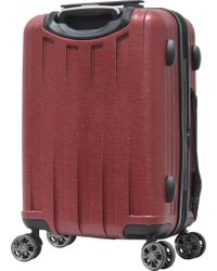 Olympia - Sidewinder 21'' Expandable Carry-on Spinner - Lyst