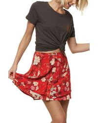 O'neill Sportswear - Carmen Skirt - Lyst
